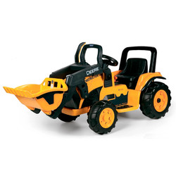 Детский электромобиль Peg-Perego John Deere Construction Loader