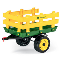 Прицеп Peg Perego JD Stake-Side Trailer